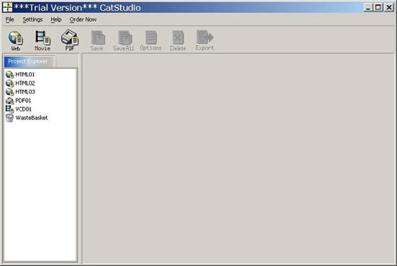 Click to view CatStudio Catalog Publishing Software 3.2.2 screenshot