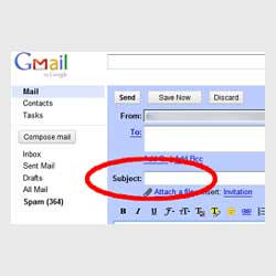 tips in writing email subject evinco knowledge