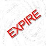 Expire of domain