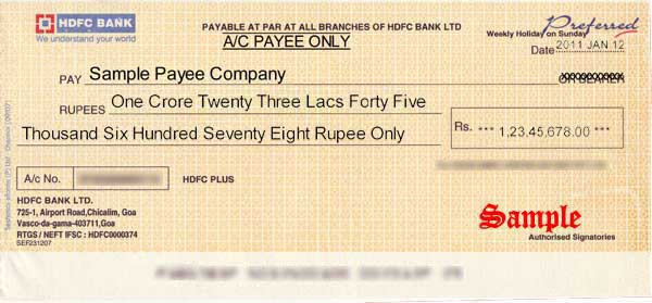business report example uk cheque