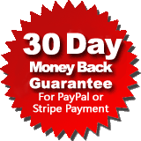 Learn money back guarantee details for ChequeSystem Cheque Printinng Software